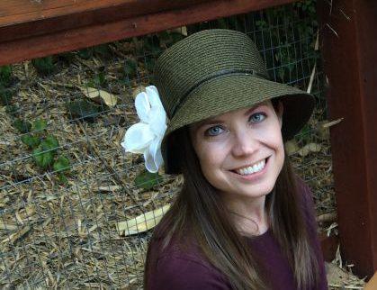 woman wearing a head covering hat 1 Corinthians 11
